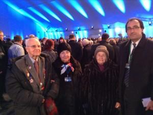 70th anniversary Auschwitz KRG4