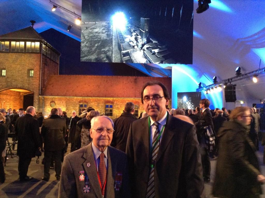 70th anniversary Auschwitz KRG1