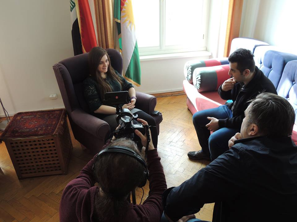 interview with Christian students (2)