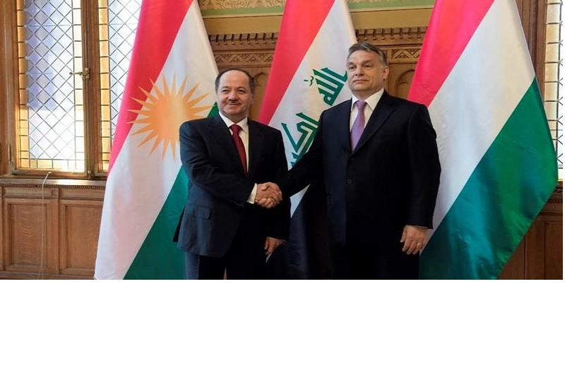barzani in Hungary